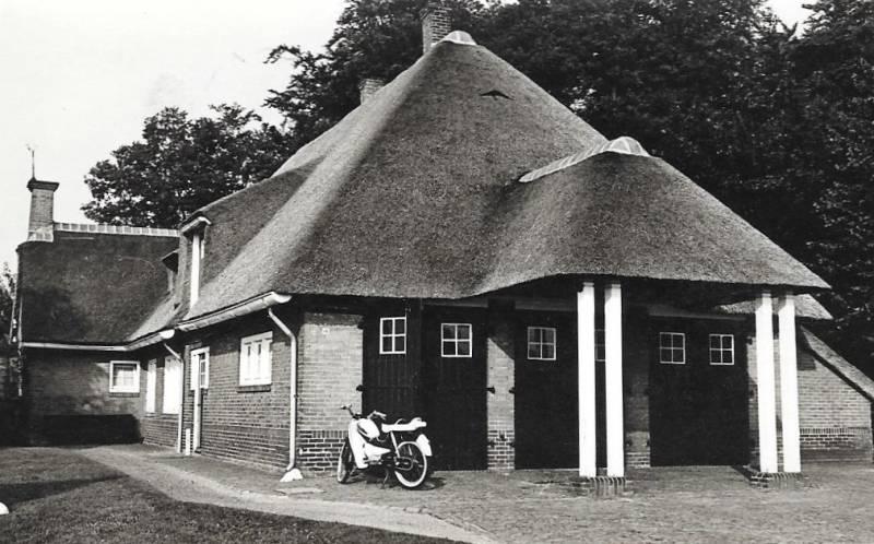 Koetshuis - De Boschkamp